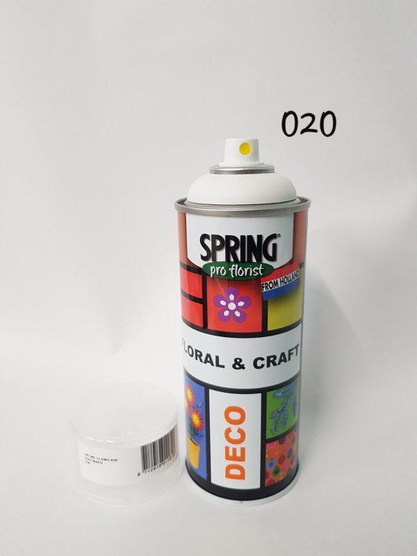 Краска флористическая (020)