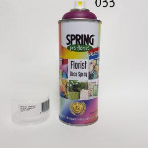 Краска флористическая (033)