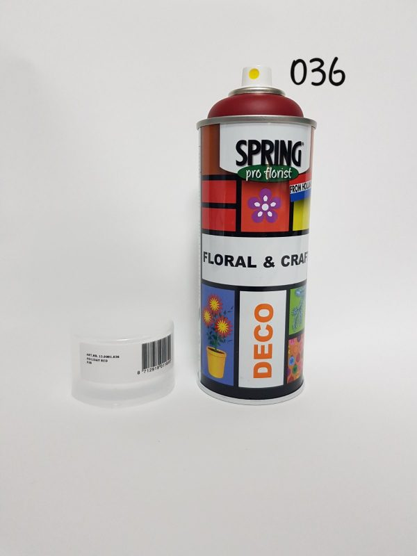 Краска флористическая (036)