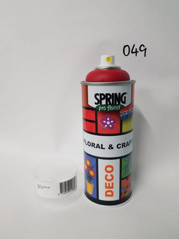Краска флористическая (049)